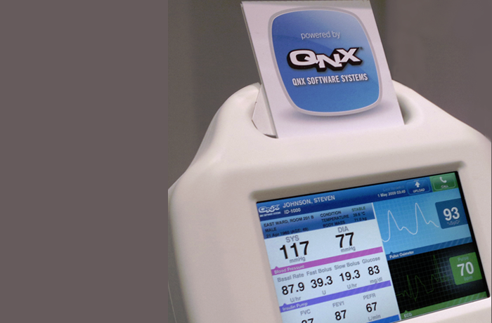 QNX Medical Devices