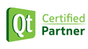 Qt certified partner logo