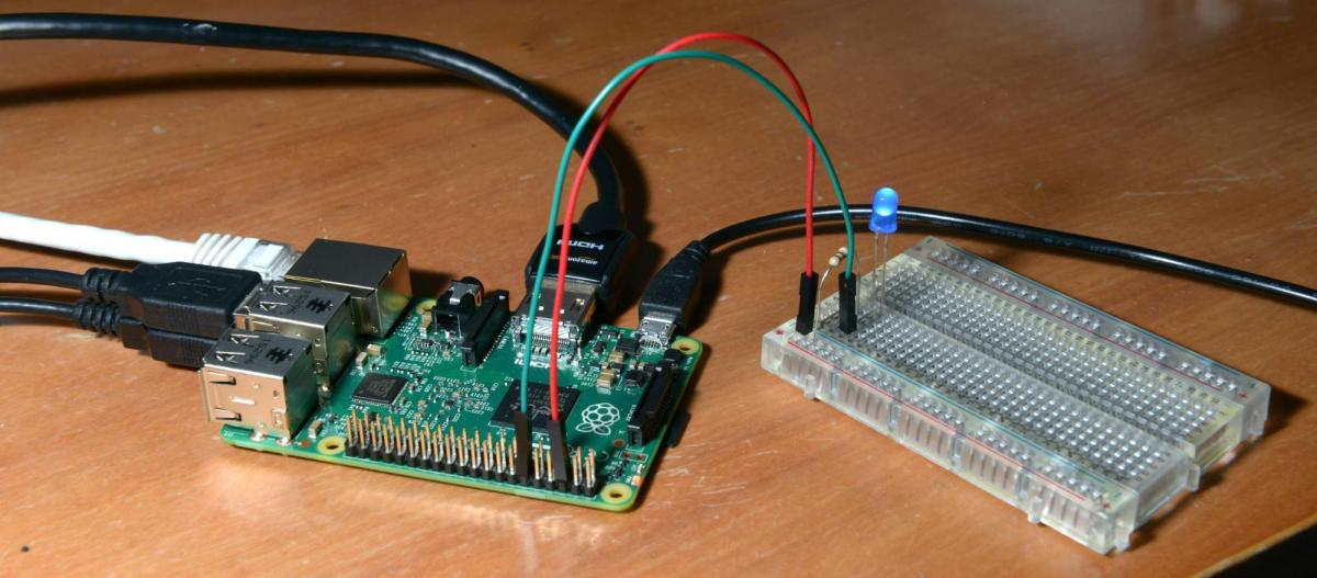 Getting Started with MRAA on the Raspberry Pi