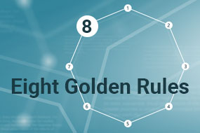 8 Golden Rules