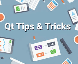 Qt Tips & Tricks