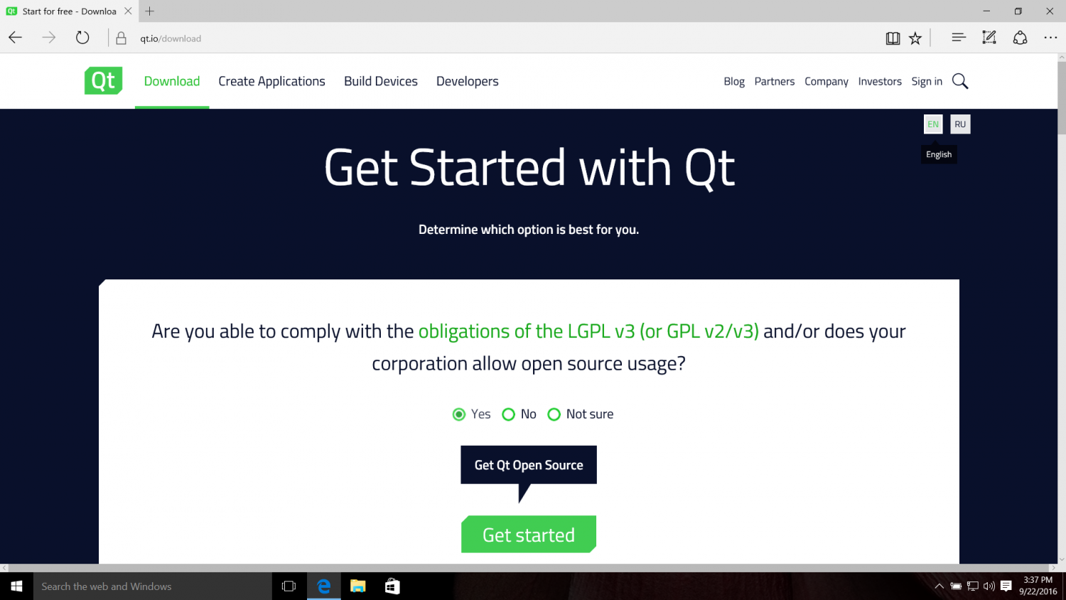 Qt 5. 8. 0 / 5. 9. 0 beta 4 free download freewarefiles. Com.