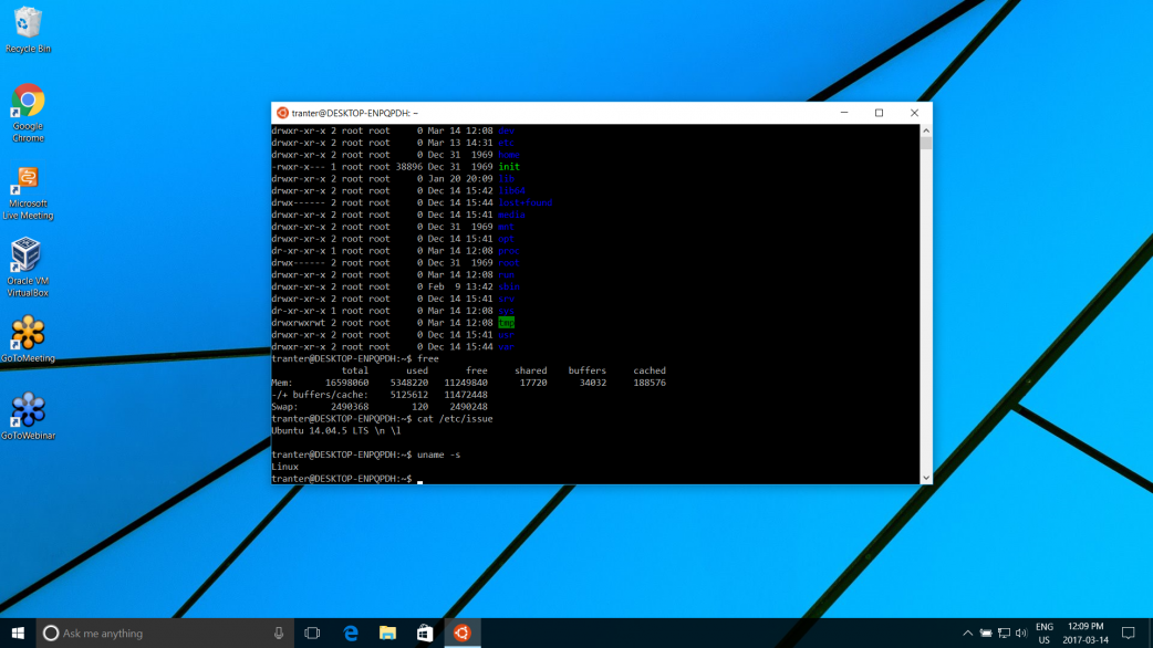 Run Ubuntu Linux on Windows with This One Weird Trick | ICS