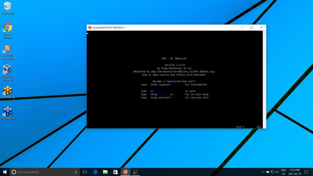 Run Ubuntu Linux on Windows with This One Weird Trick   ICS