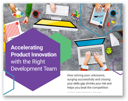 Accelerating Product Innovation