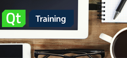 Training: Programming with Qt for Embedded Devices