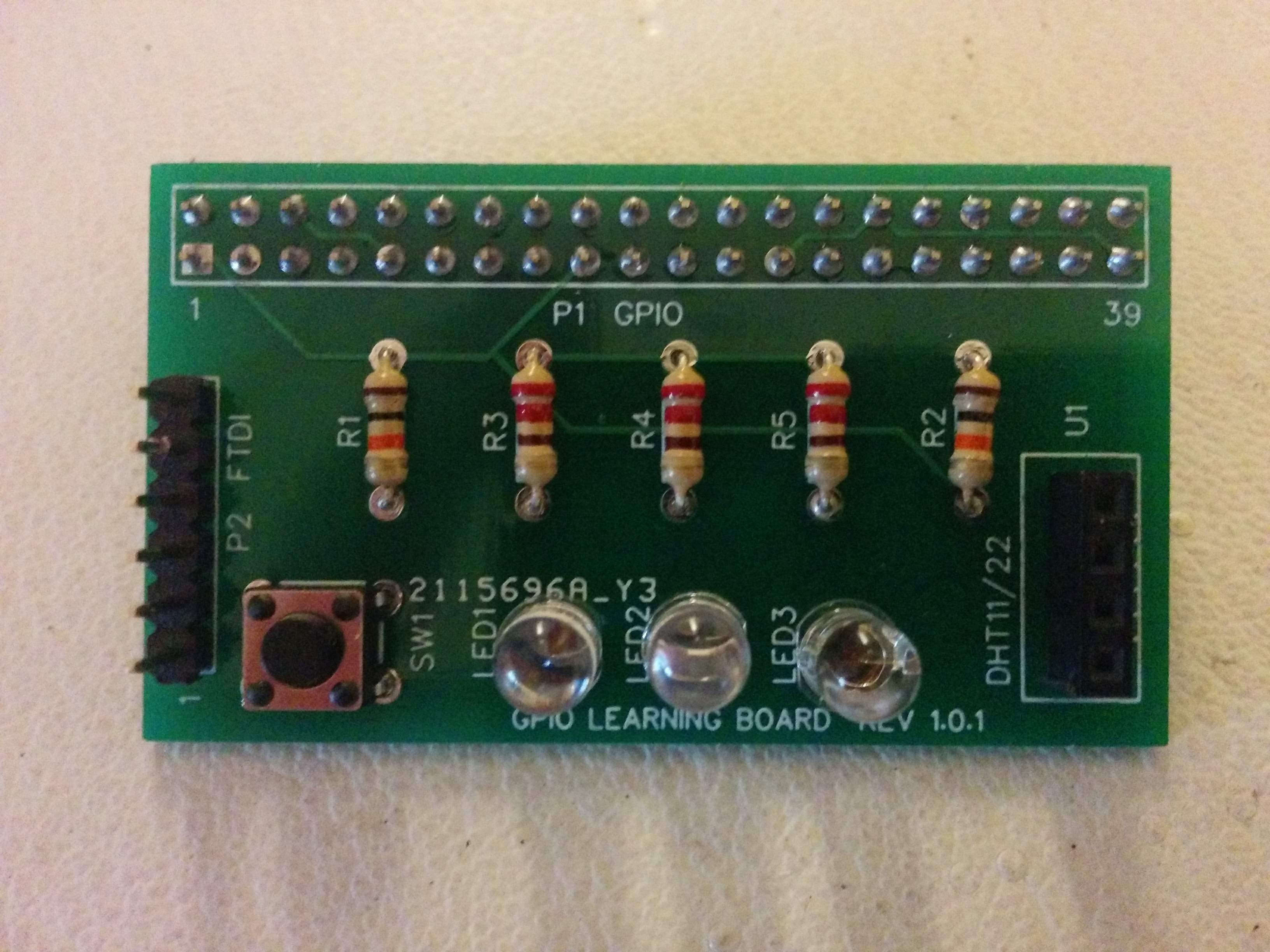An Introduction to GPIO Programming | ICS