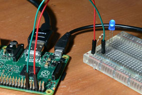 MRAA on the Raspberry Pi