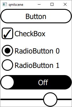 Creating QML Controls From Scratch | ICS