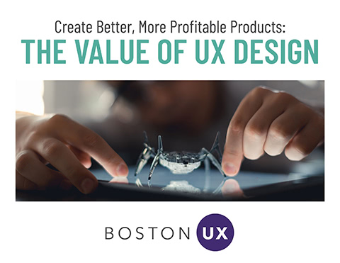 The Value of UX Design