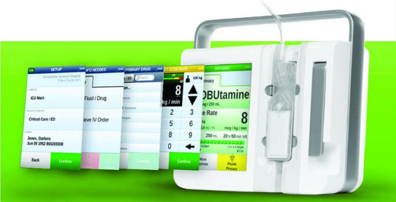 Ivenix Infusion Management System