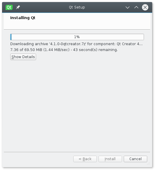 Getting Started With Qt and Qt Creator on Linux | ICS