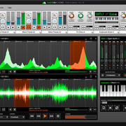 Studio Access Audio Editor