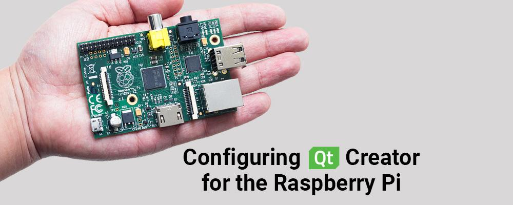 Configuring Qt Creator for the Raspberry Pi | ICS