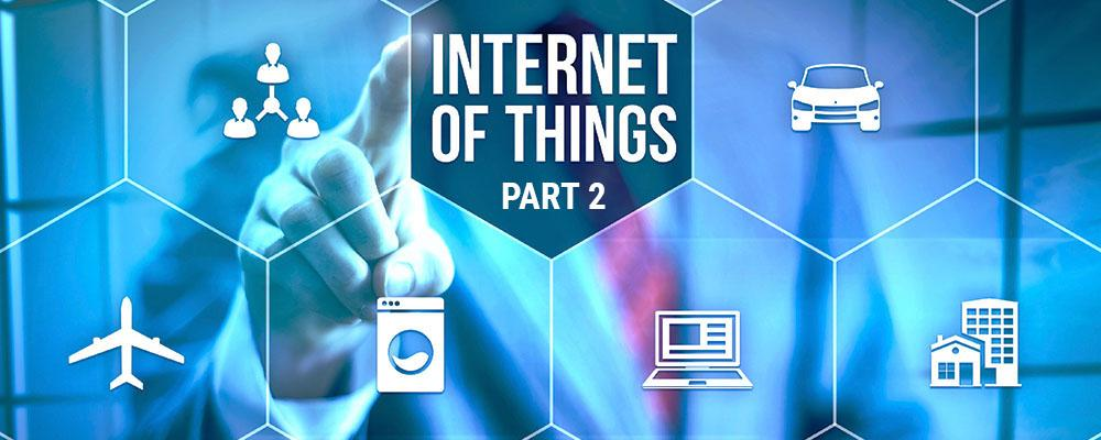 Qt and the Internet of Things