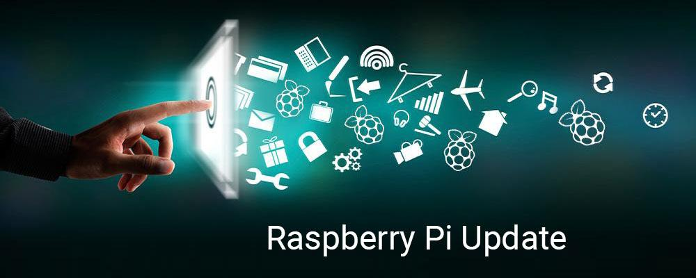 Raspberry Pi Update