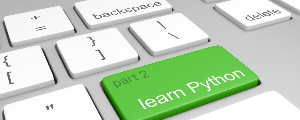 An Introduction to Python Part 2
