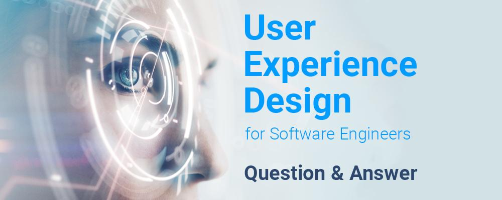 UX Design for Software Engineers