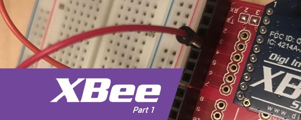Wirelessly communicate with IoT XBee modules