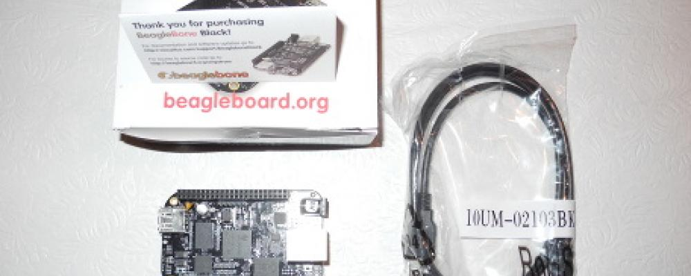 The BeagleBone Black