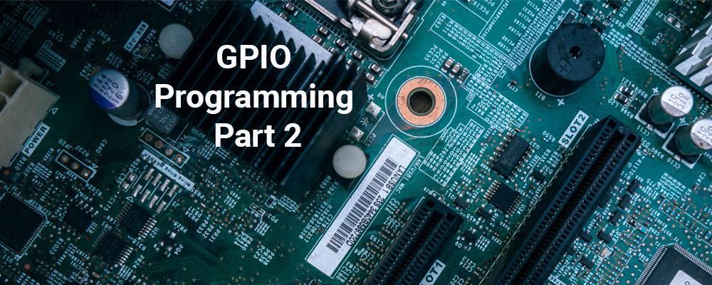 Explore Hardware Capabilities of Raspberry Pi's GPIO Interface | ICS