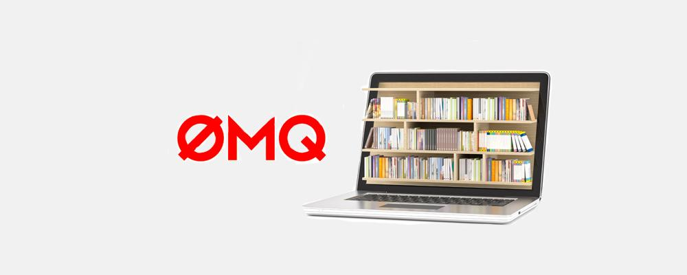 Laptop with library and 0MQ
