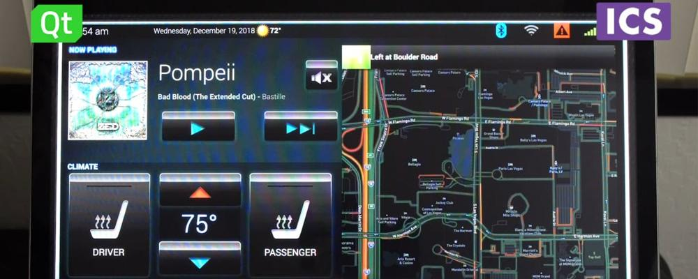 Powerful Voice Integration for Connected-Car Solutions | ICS