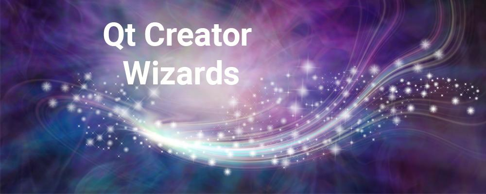 Qt Creator Wizards