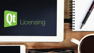 Changes to Qt Licensing | ICS