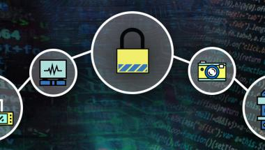IoT device security icons