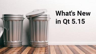 New in Qt 5.15: Moving Files to the Trash in a Portable Way