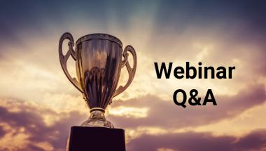 Why projects fail webinar Q&A