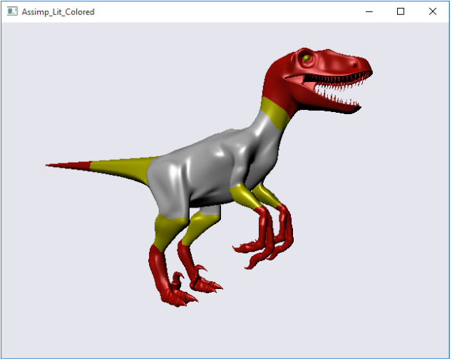 Qt and OpenGL: Loading a 3D Model with Open Asset Import