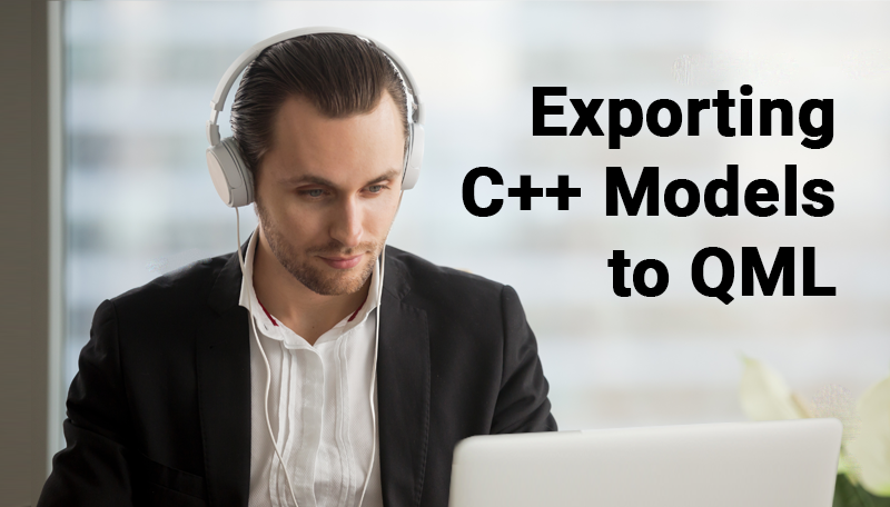 Exporting C++ Models to QML
