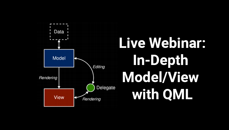 In-Depth Model/View with QML